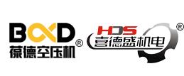 葆德空压机-喜德盛机电logo